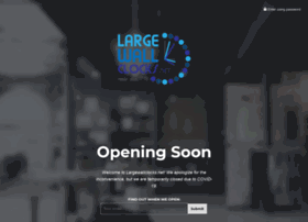 largewallclocks.net