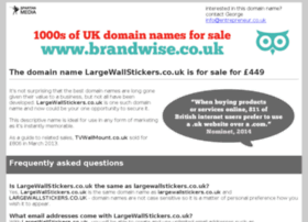 largewallstickers.co.uk