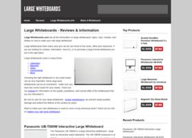 largewhiteboards.com