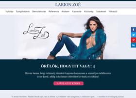 larionzoe.hu