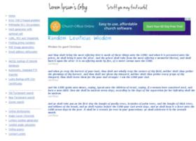 larkrisewebservices.co.uk
