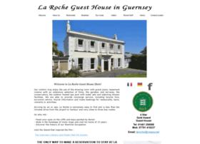 larocheguesthouseguernsey.com