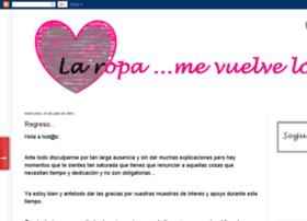laropamevuelveloca.blogspot.com