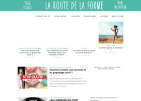 laroutedelaforme.fr