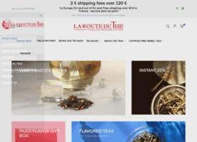 larouteduthe.com
