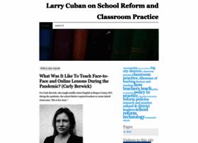 larrycuban.wordpress.com