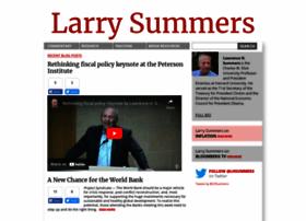 larrysummers.com