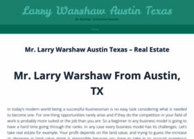 larrywarshawaustintexas.wordpress.com