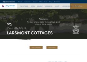 larsmontcottages.com