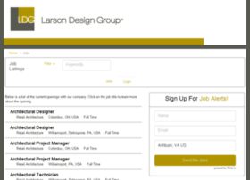 larsondesigngroup.applicantpool.com