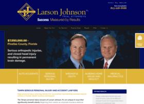 larsonjohnsonlaw.com