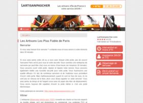 lartisanpascher.com