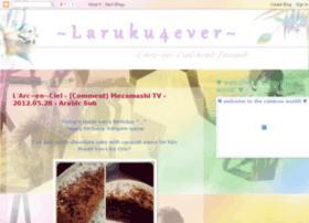 laruku-4-ever.blogspot.com
