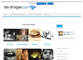 las-drogas.com