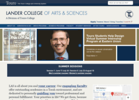 las.touro.edu