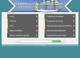 las1000millasdeluca.com