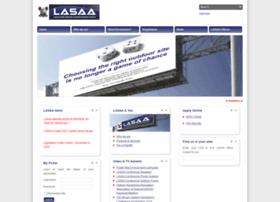 lasaa.com