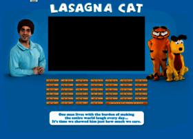 lasagnacat.com