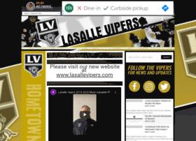 lasallevipers.pointstreaksites.com