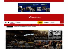 lasambre.fr