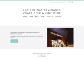 lascolinasbeverages.weebly.com