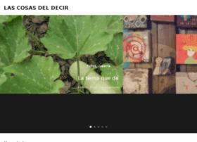 lascosasdeldecir.com.ar