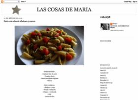lascossasdemaria.blogspot.com