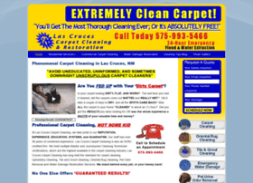 lascrucescarpetcleaning.com
