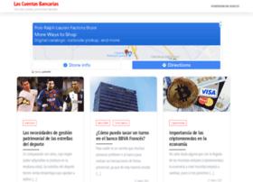 lascuentasbancarias.com.ar