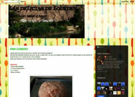 lasdeliciasdelourdes.blogspot.com