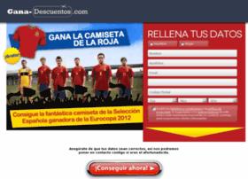 laseleccion-eurocopa2012.es