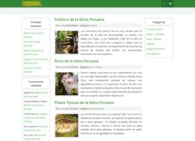 laselvaperuana.com