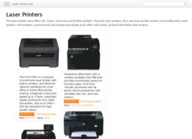 laser-printer.org