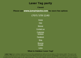 laser-tag-party.com