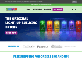 laserpegs.com