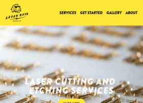 laserraysdetroit.com