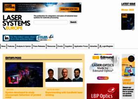 lasersystemseurope.com