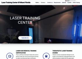 lasertraininginmiami.com