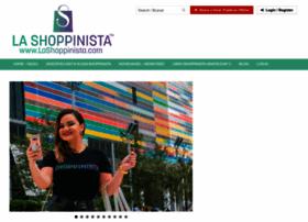 lashoppinista.com