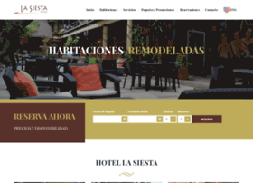 lasiesta.com.mx