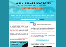 lasikcomplications.com