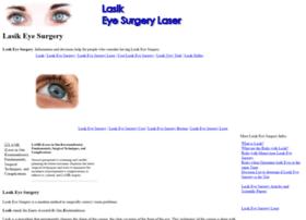 lasikeyesurgerylaser.com