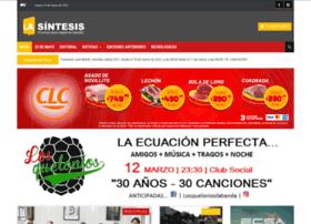 lasintesis.com.ar