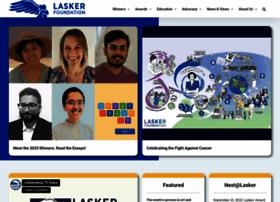 laskerfoundation.org