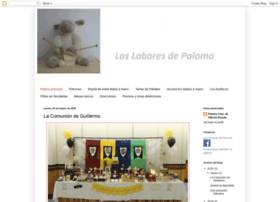laslaboresdepaloma.blogspot.com