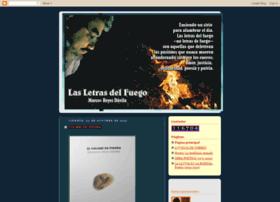 lasletrasdelfuego.com