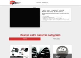 laspartes.com