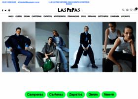laspepas.com.ar