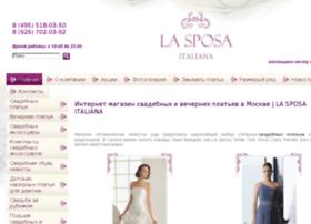 lasposa-italy.ru