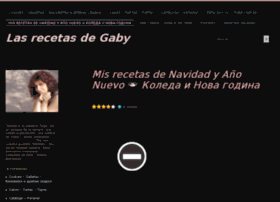 lasrecetasdegaby.wordpress.com
